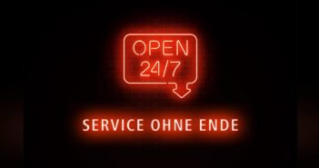 24 / 7 HUAWEI Kundenservice