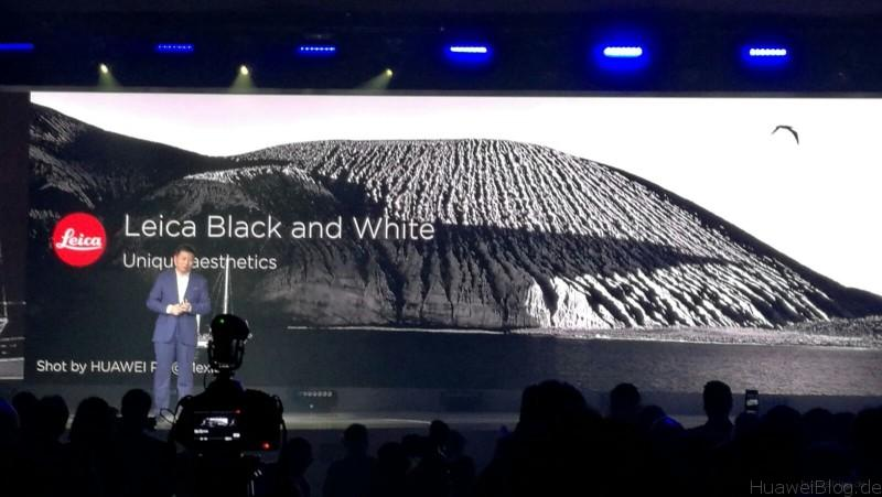 Huawei P9 - Präsentation - London - Leica - Black and White