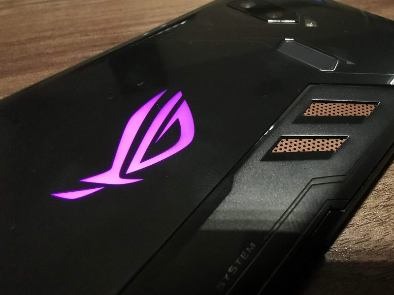 ASUS ROG Phone LED Logo