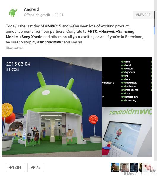 Huawei Google Partner