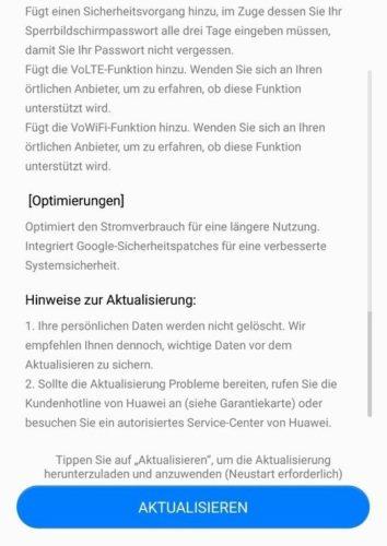 Huawei P9 Firmware Update B397_2