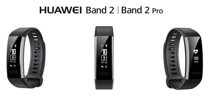 Bleib fit – Huawei präsentiert das Band 2 Pro