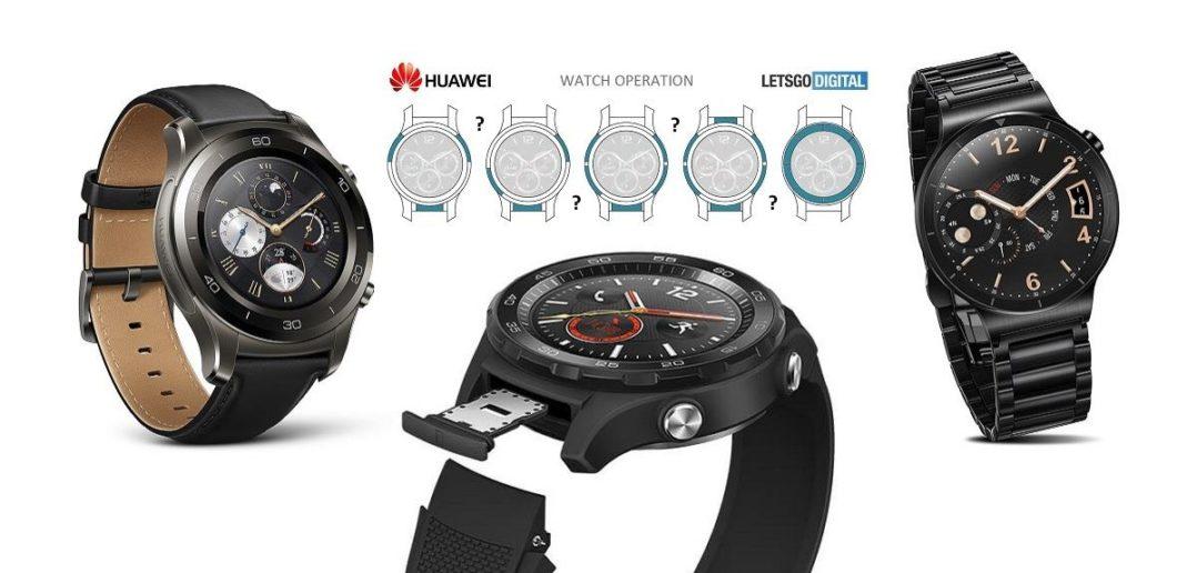 Huawei Watch 3 Banner