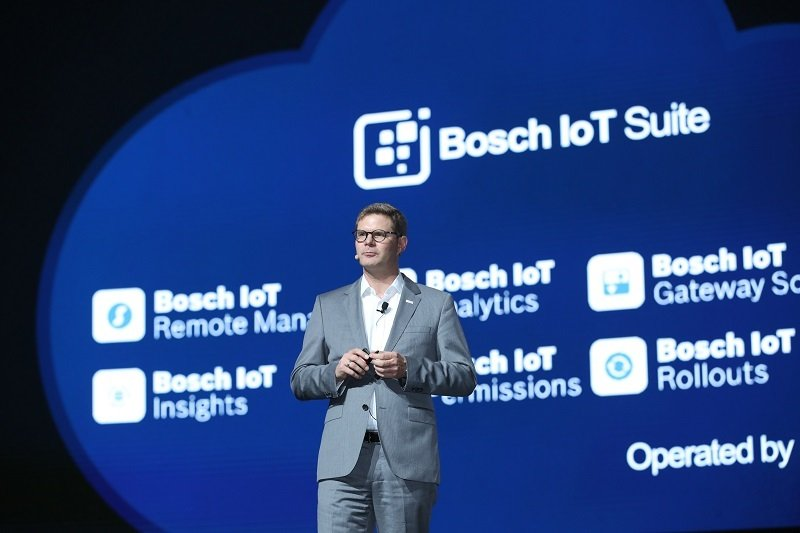 Bosch IoT Suite Kooperation Huawei Cloud