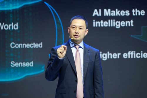 Huawei Enterprise Intelligence Connectivity