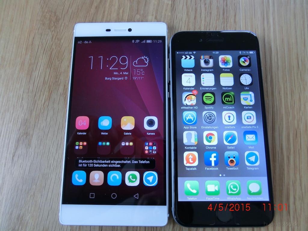 Iphone Vergleich