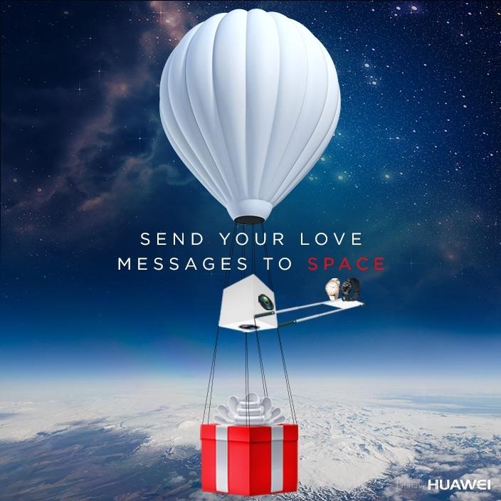 Liebesgrüße aus dem Weltall