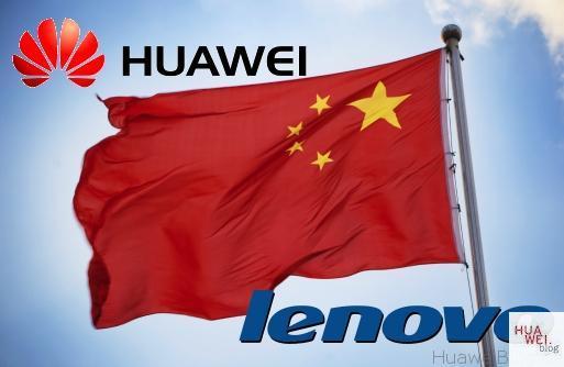 China_Huawei_lenovo