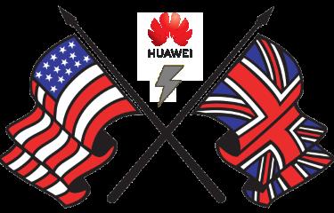 HUAWEI 5G Konflikt USA GB