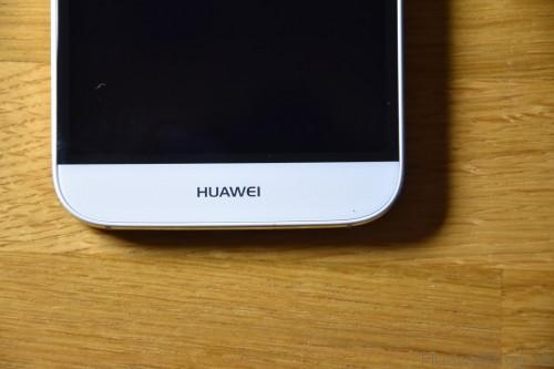 Huawei G8 Front Bottom