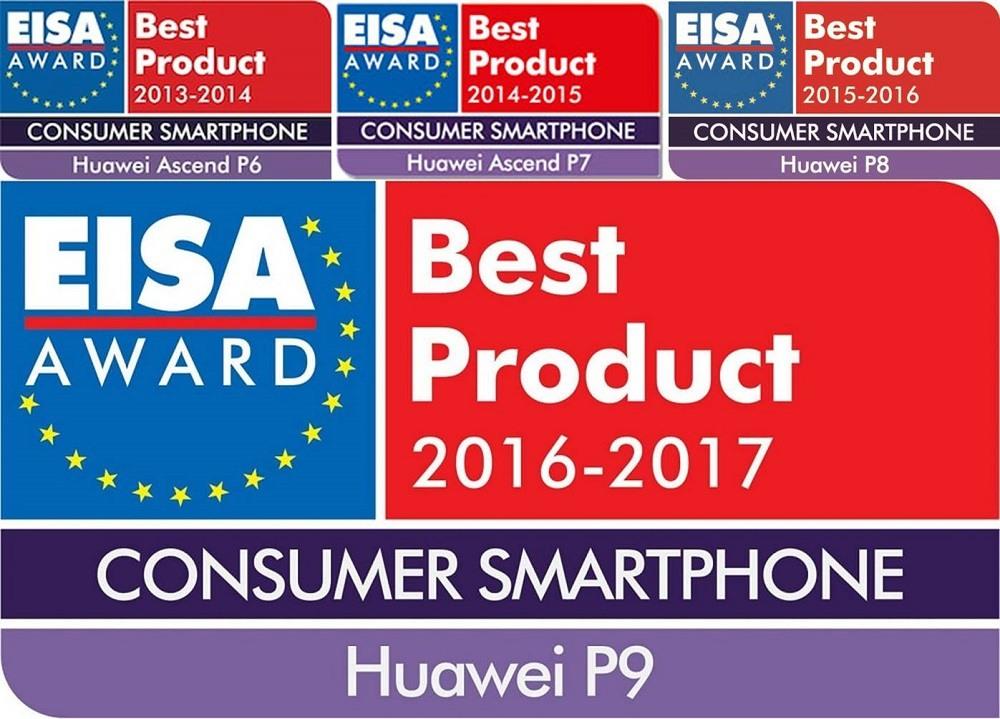 Huawei EISA Award