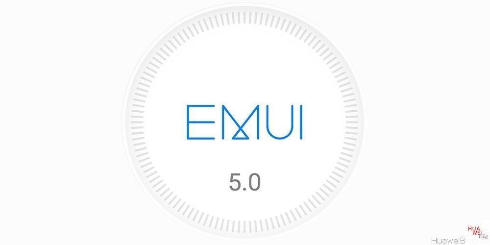 Huawei UPdate EMUI 5