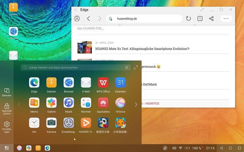 HUAWEI MatePad Pro Desktop