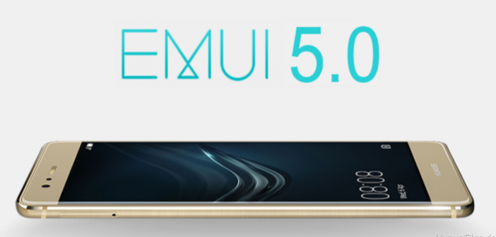 EMUI 5.0