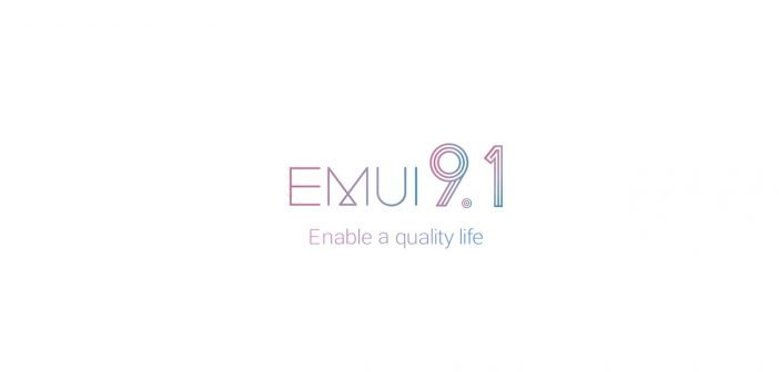 EMUI 9.1 Titel