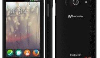 FirefoxOS Huawei Y300 II