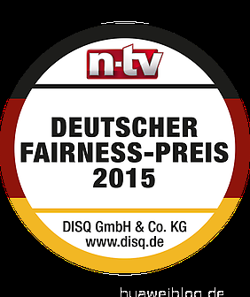Fairnesspreis 2015