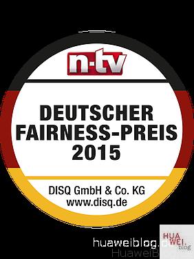 Fairnesspreis 2015
