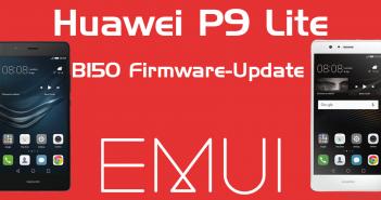 huawei p9 lite firmware update b150 titelbild