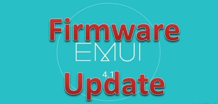 Huawei P9 Lite Firmware Update