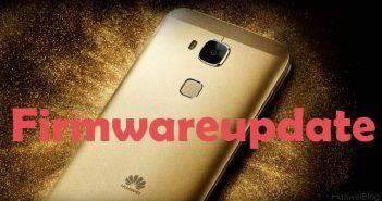 Firmware Update - Huawei G(X)8