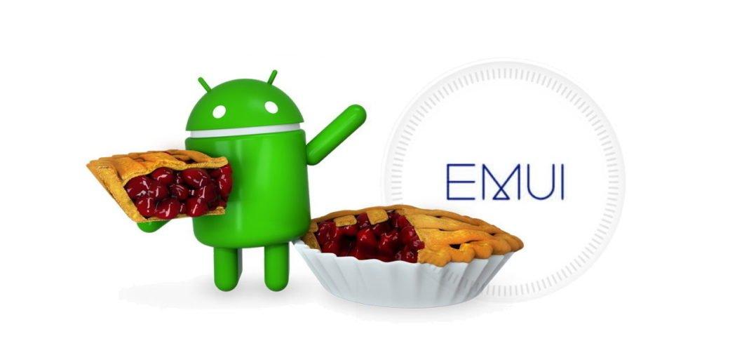 Firmware_EMUI_Update_Android 9_Pie_Titel