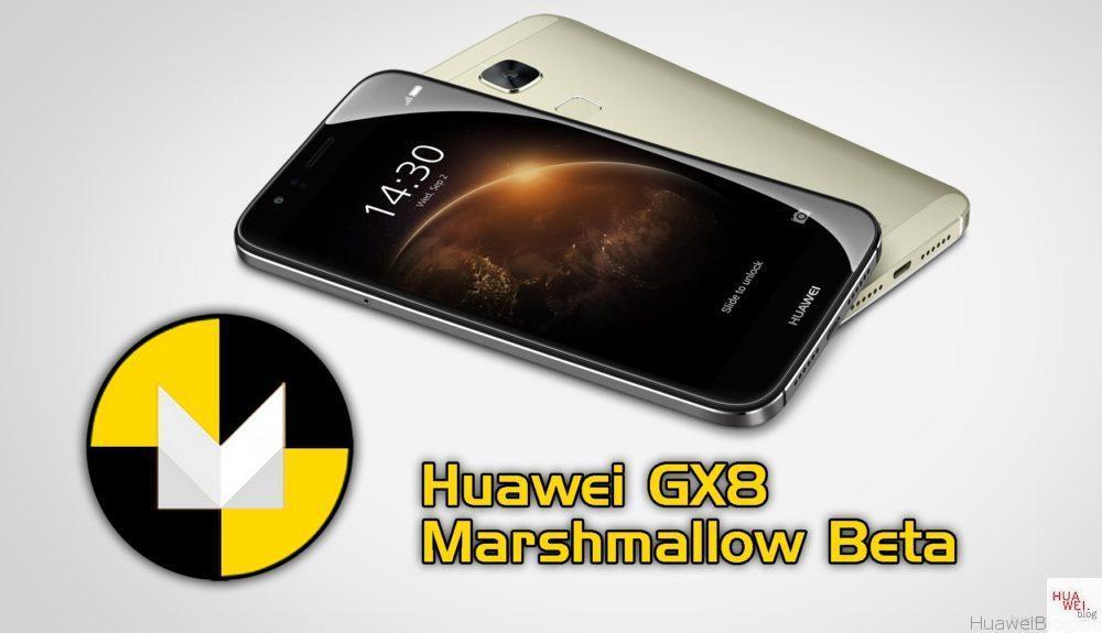 GX8 Marshmallow Beta