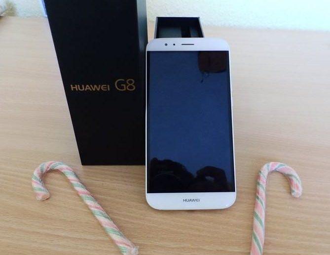 Huawei GX8 -Testbericht