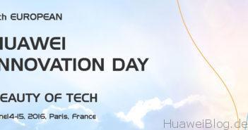 Huawei Innovation Days in Paris