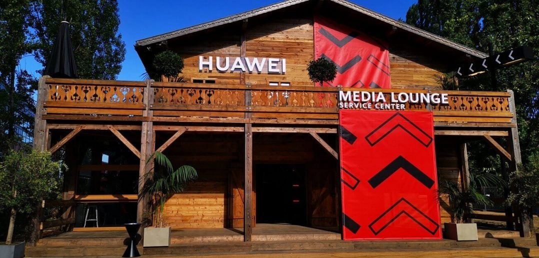HUAWEI IFA Media Lounge