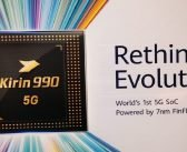 HUAWEI stellt Kirin 990 mit (und ohne) 5G auf der IFA vor