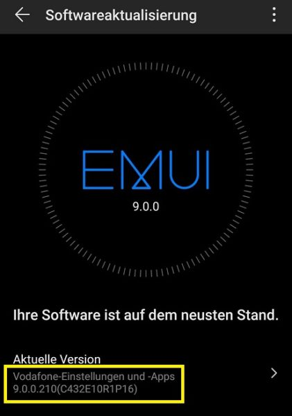 HUAWEI Mate 20 Pro Android Q Beta Test Voraussetzung