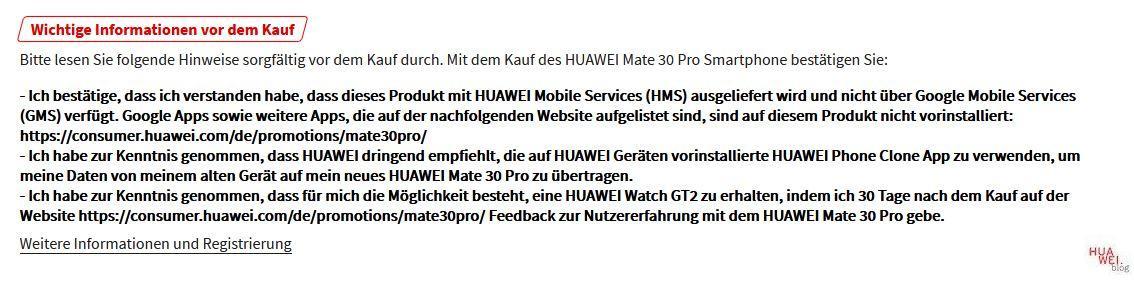 HUAWEI Mate 30 Pro kaufen Media Markt