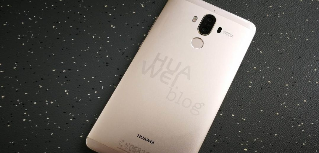 HUAWEI Mate 9 Android 9 Header