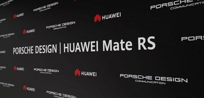 HUAWEI Mate RS Header