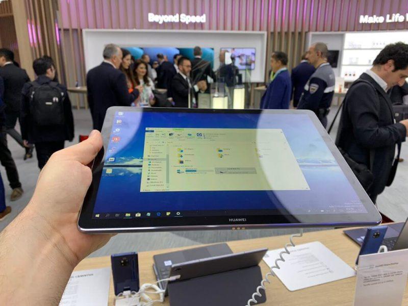 HUAWEI MateBook E Display