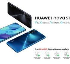 HUAWEI Nova 5T Test