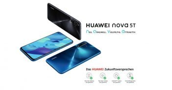 HUAWEI Nova 5T Test - Titelbild