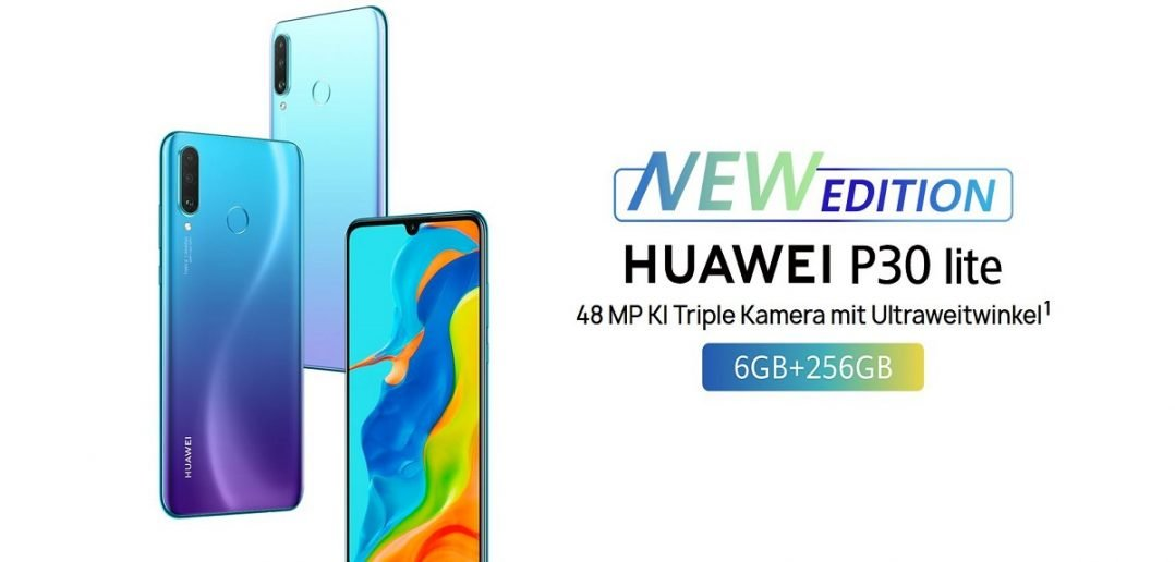 HUAWEI P30 Lite New Edition Header