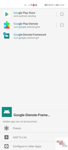 HUAWEI P40 Pro Google installieren_ Freeze