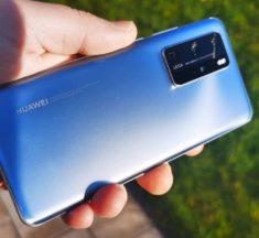 Huawei P40 Pro   Firmwareupdate mit neuen Features