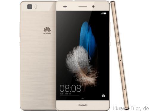 Huawei P8 lite - 16 GB - Gold - Dual SIM