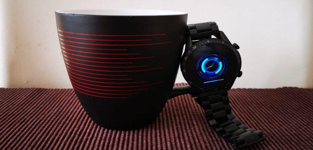 HUAWEI Watch GT 2 Firmware Update Header