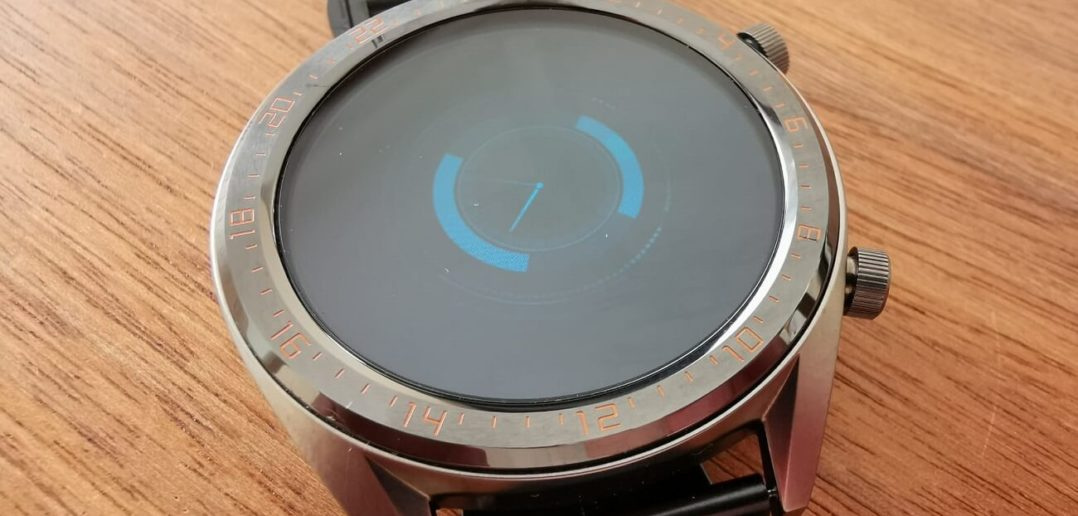 HUAWEI Watch GT Update Firmware Header