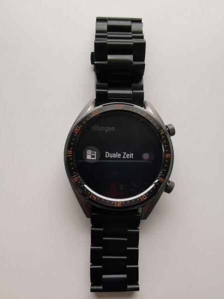 HUAWEI Watch GT Update Duale Zeit