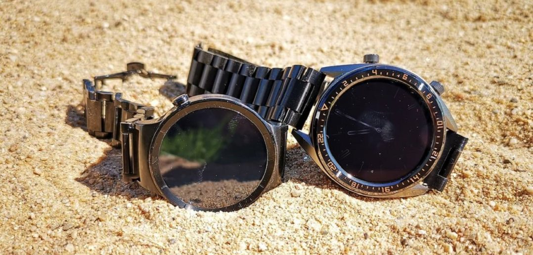 HUAWEI Watch vs. Watch GT Vergleich Header