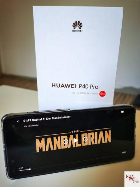 Huawei ohne Google Disney+