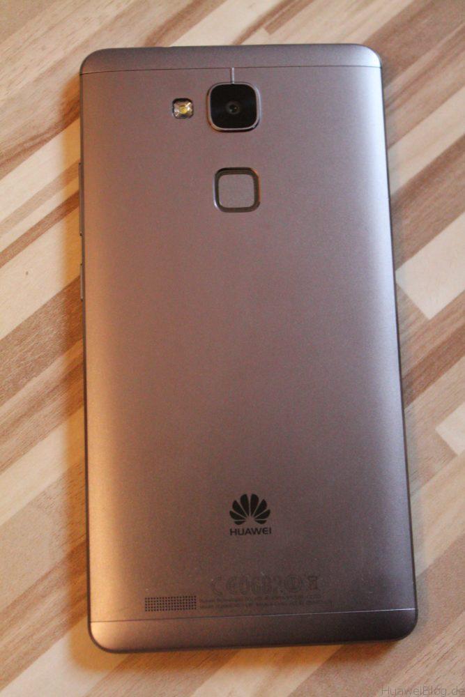 Huawei Mate 7 Back