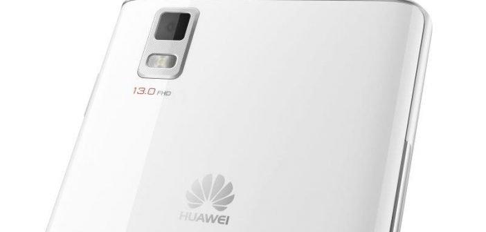 Huawei Ascend P2 - Kamera