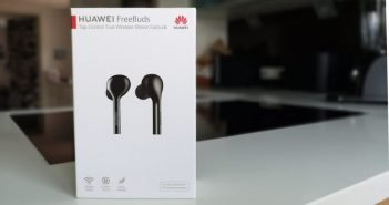 HUAWEI FreeBuds Test